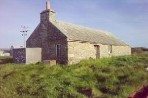 flotta - orback cottage
