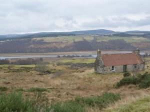 ardgay - wester achnahanat cottage