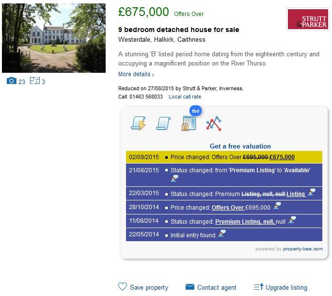 Property Bee screenshot